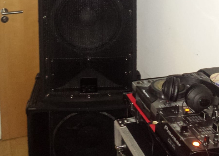PA Sound System hire - Sound - Speakers - Party Speakers - 1