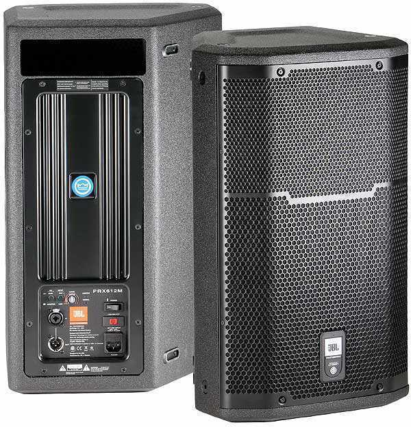 Professional PA Speakers - 1