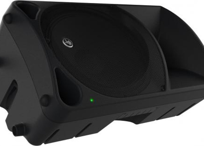 PA System - 3 x Speakers/Monitors + Mixer, stands and cables - 2