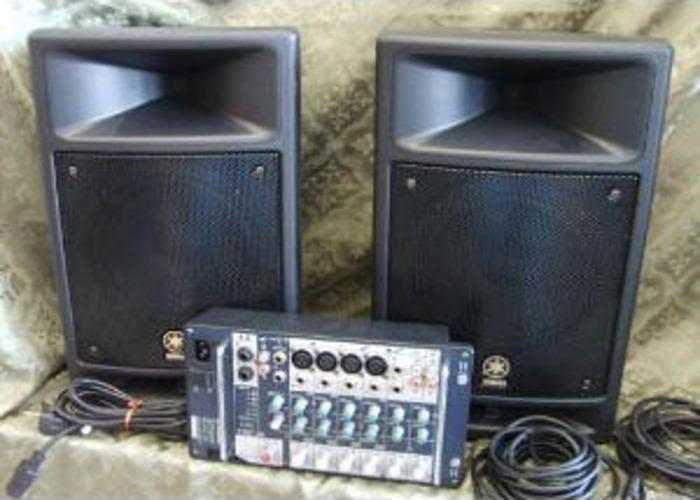 PA System  - 1
