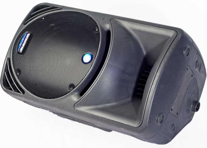 PA System - Mackie SRM 450 & FX Pro 12 Audio Mixer - 2