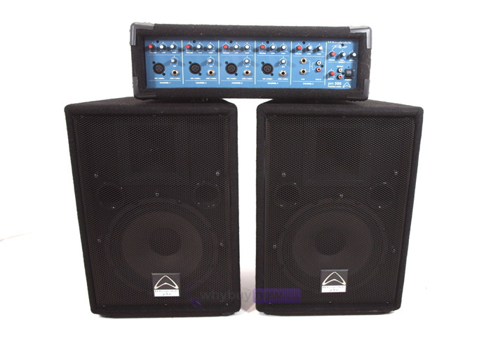 PA System For Events - 1