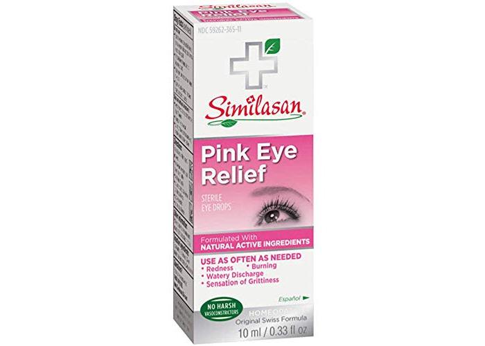 Pack of 1 x Similasan Irritated Eye Relief - 0.33 fl oz - 1
