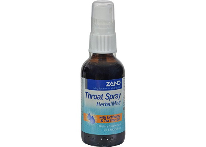 Pack of 1 x Zand Throat Spray Herbal Mist - 2 fl oz - 1