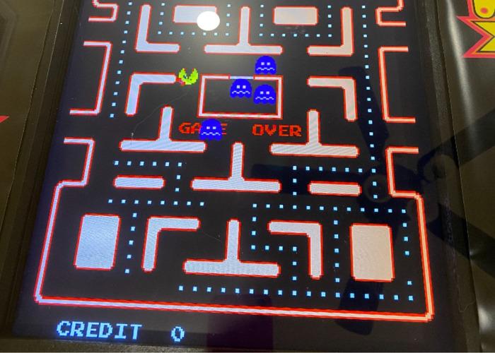 Pac-Man Arcade Machine - 2