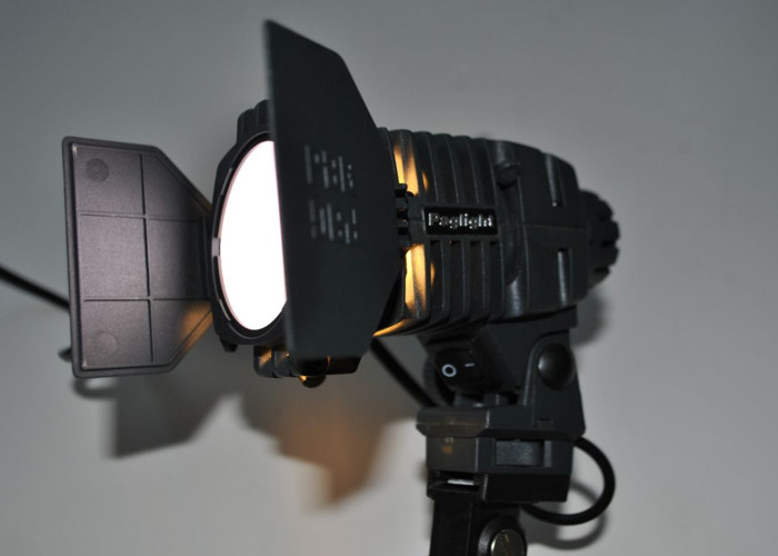 Paglight C6 Kit -  Broadcast quality camera top-light - 1