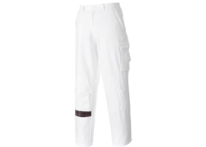 Painters Trousers  WhiteT  Small  T - 1