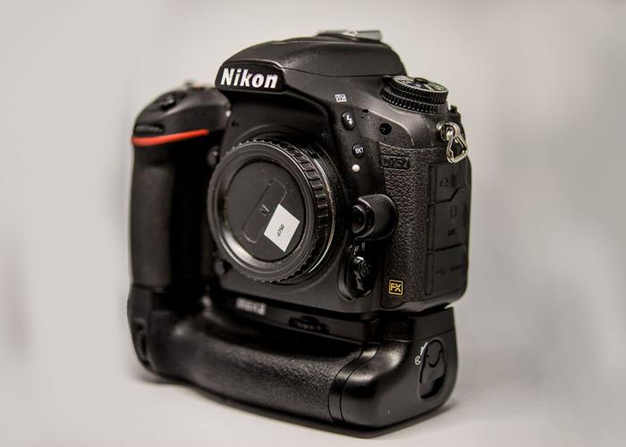 Pair Nikon D750 Full Frame DSLR cameras x2 - 2