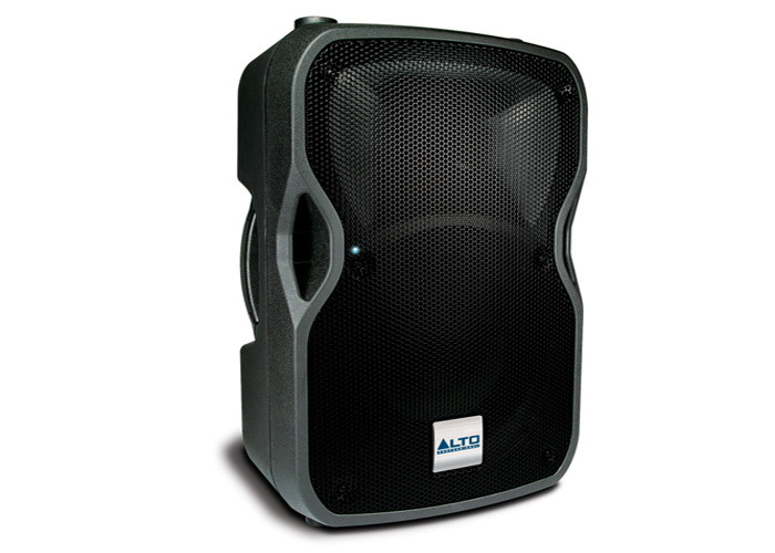 "PAIR of Alto Professional TS110 Active 600W 10"" Loudspeaker  - 1"