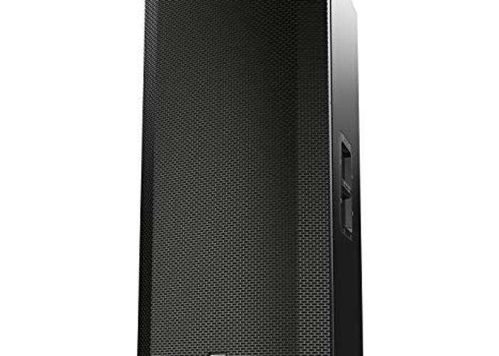 Pair of EV ETX-35P/2000W Speakers - 1