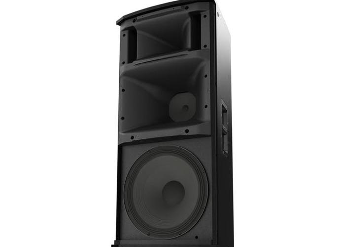 Pair of EV ETX-35P/2000W Speakers - 2