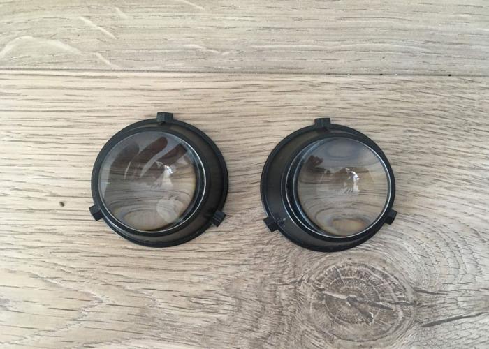 Pair of set-A Oculus Rift DK2 VR lens - 1