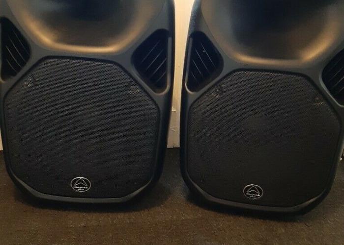 Paire of passive speakers  - 1