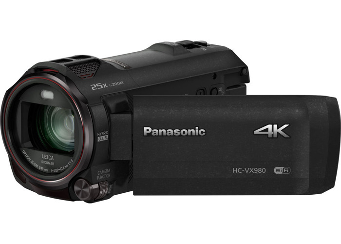 Panasonic 4k Camcorder kit  - 1