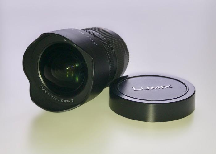 Panasonic 7-14mm F4.0 ASPH.  - 1