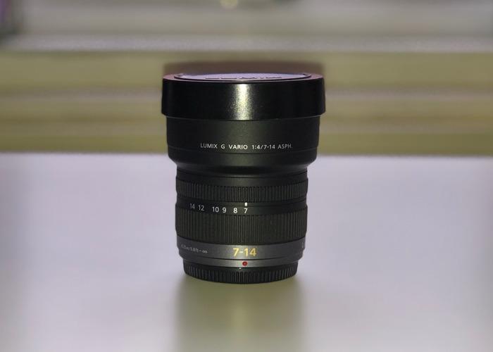 Panasonic 7-14mm F4.0 ASPH.  - 2