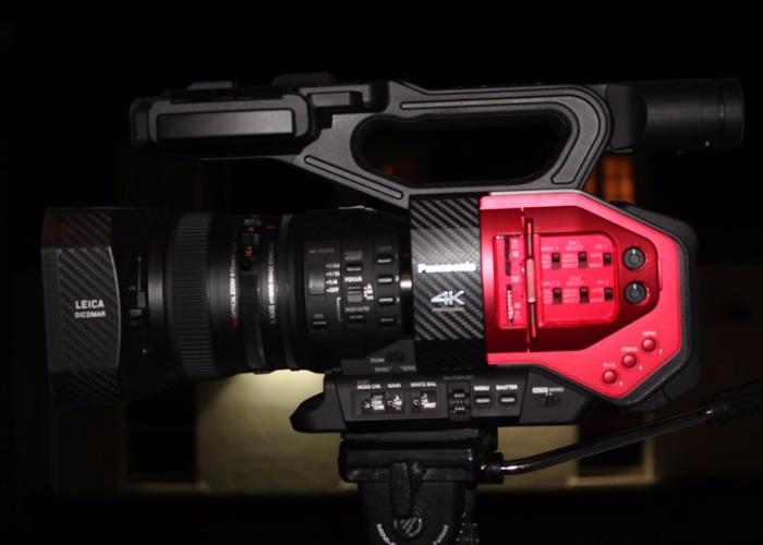 Panasonic AGDVX200 - 1