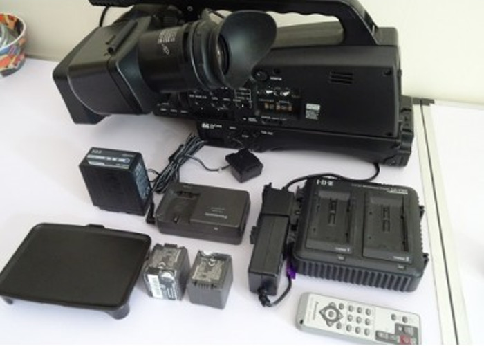 Panasonic AG-HMC81 HD Shoulder Mount Camcorder - 1