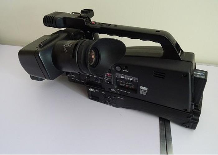 Panasonic AG-HMC81 HD Shoulder Mount Camcorder - 2