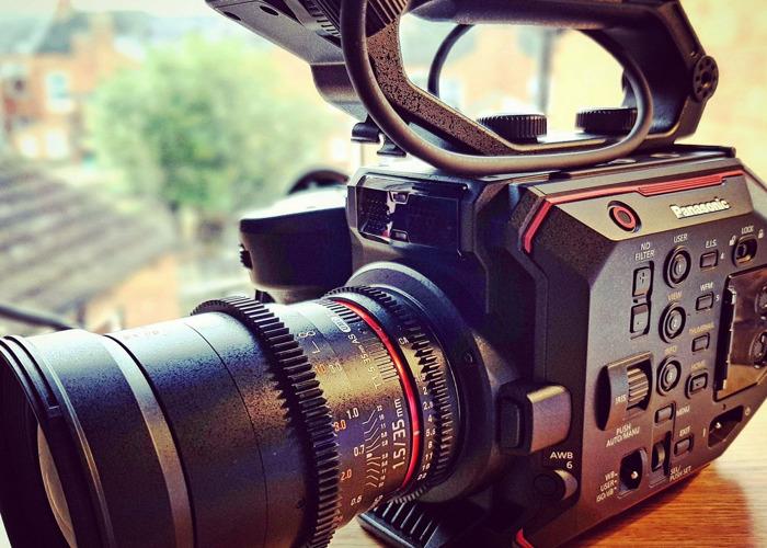 Panasonic AU-EVA1 5.7K Compact Cinema Camera - 1