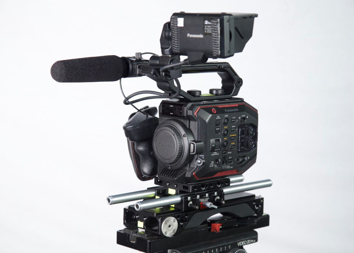 Panasonic AU-EVA1 Compact 5.7K Super 35mm Cinema Camera - 2