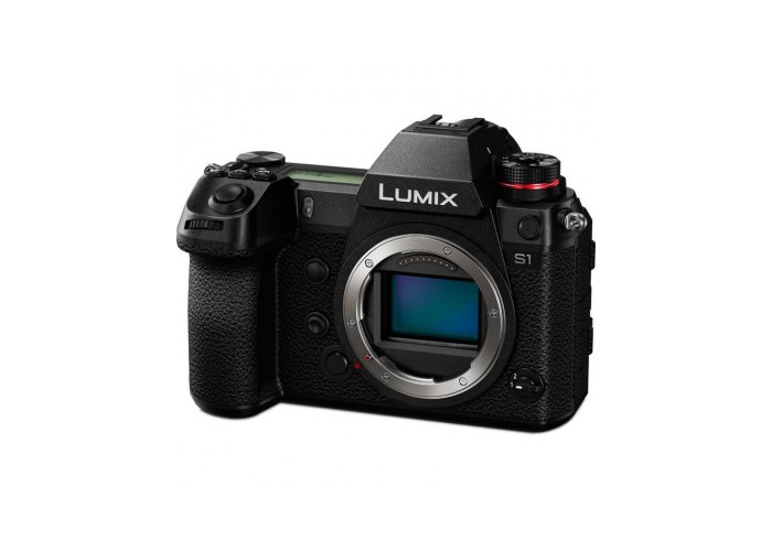 Panasonic DC-S1 Digital Mirrorless Camera with 24.2MP MOS Full Frame - Body Only - 1