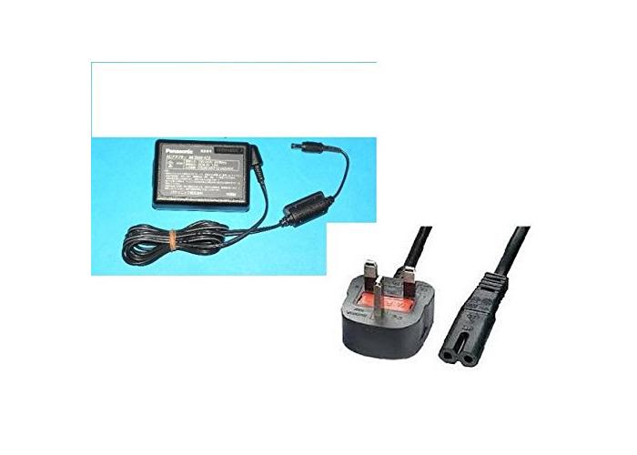Panasonic DMW-AC8 Lumix Original AC Adaptor (Power Supply Adaptor) - 1