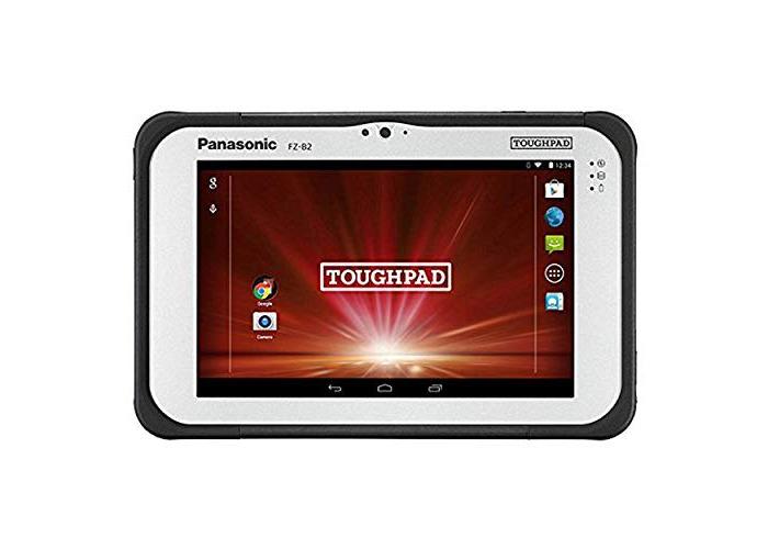 "Panasonic FZ-B2 MK2 7"" WXGA Fully Rugged / Android 6.0 Marshmallow / Atom x5-Z8550 Quad Core 2.4GHz / 2GB / 32GB / 4G/ 2D BCR FZ-B2D204DBE - 1"