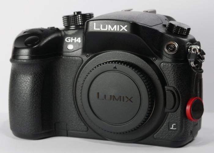 Panasonic GH4 / GH4R + Lumix 25mm f1.7 - 1