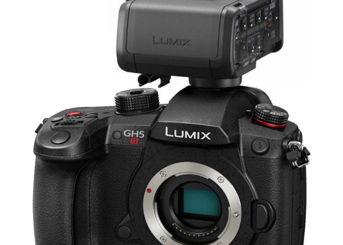 Panasonic GH5 + 12-35mm + XLR Audio + Sennheiser lav mic - 1