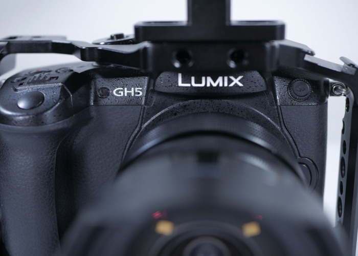 Panasonic GH5 4K Camera with Olympus 12-40mm Lens - 2
