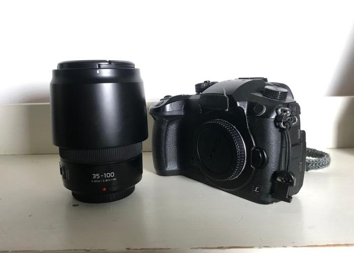 Panasonic GH5 Camera + Choice of 1 Lens - 2