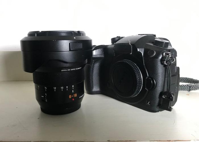 Panasonic GH5 Camera + Choice of 1 Lens - 1