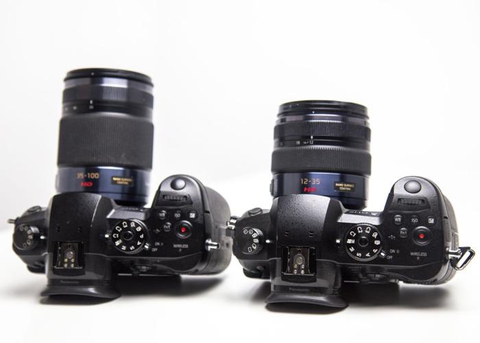 Panasonic GH5 Cameras x 2 Bundle + 35-100mm + 12-35mm Lenses - 2