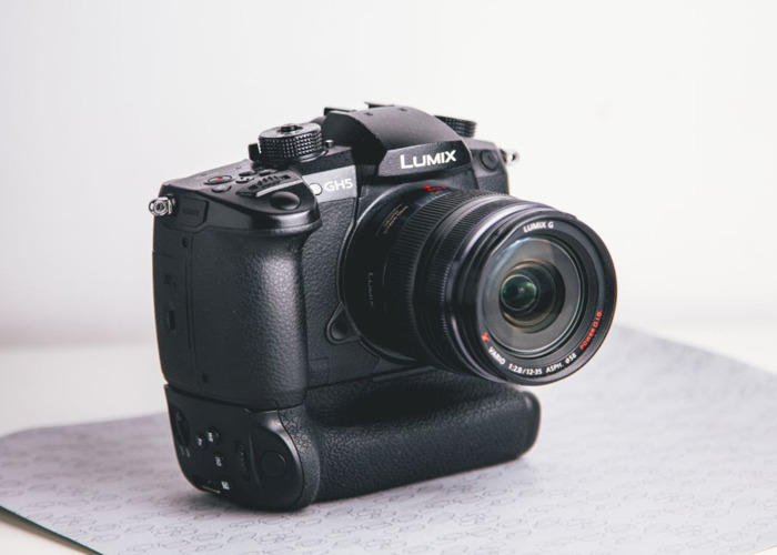 Panasonic GH5 with Battery Grip - 2