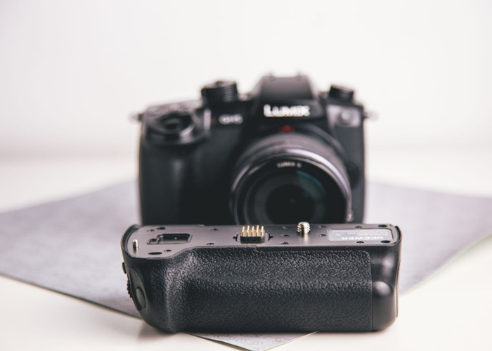 Panasonic GH5 with Battery Grip - 1