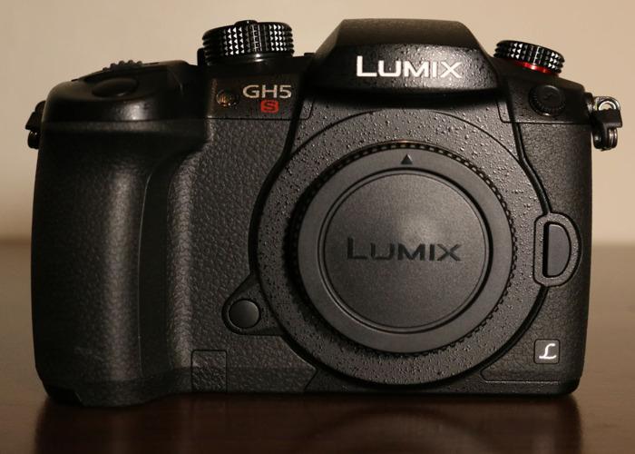 Panasonic GH5s 4K camera - 1