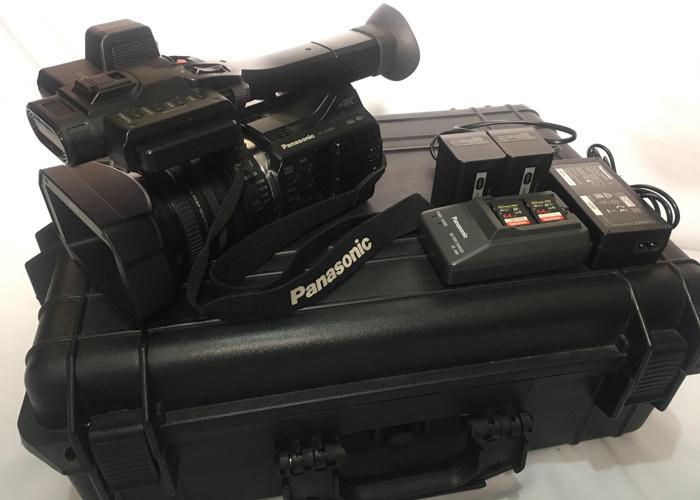 Panasonic HC X1000 - 1