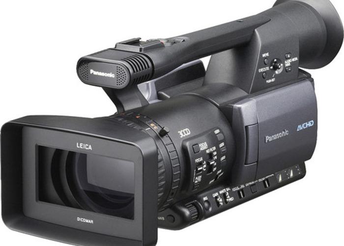Panasonic HDC150 - 1