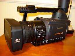 Panasonic HVX-200 Camera - 1
