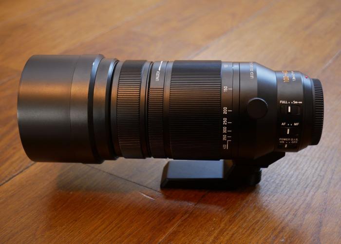 Panasonic Leica DG Vario-Elmar 100-400mm f/4.0-6.3 ASPH - 2