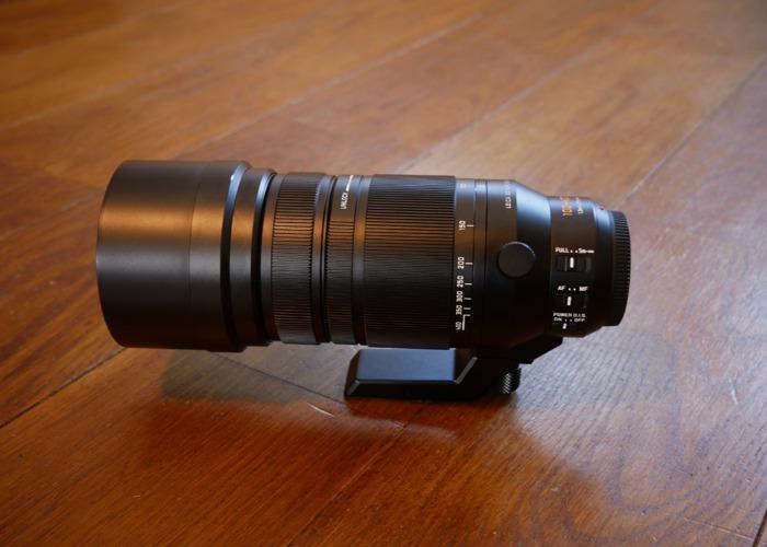 Panasonic Leica DG Vario-Elmar 100-400mm f/4.0-6.3 ASPH - 1