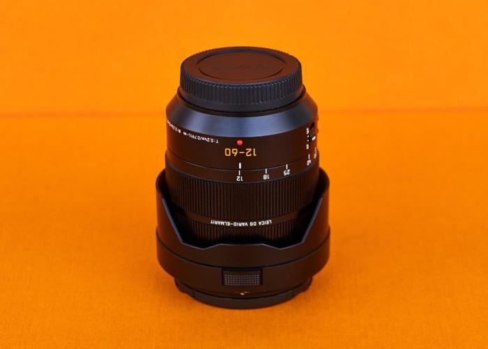 Panasonic Leica DG Vario-Elmarit 12-60mm F2.8-4.0  - 2