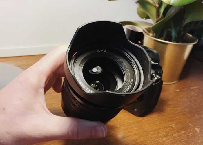 Panasonic GH5 12-60mm f/3.5-5.6 ASP Lens - 1