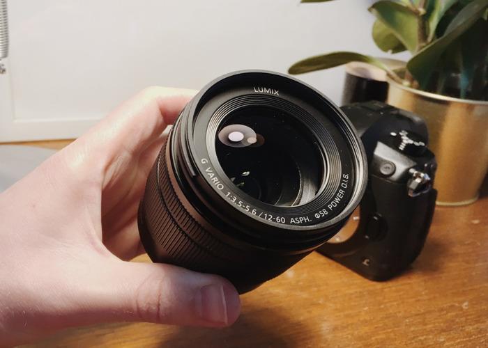 Panasonic GH5 12-60mm f/3.5-5.6 ASP Lens - 2