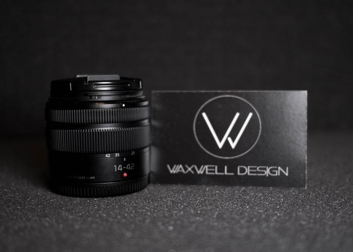 Panasonic Lumix 14-42MM F/3.5-5.6 Digital Lens - 1