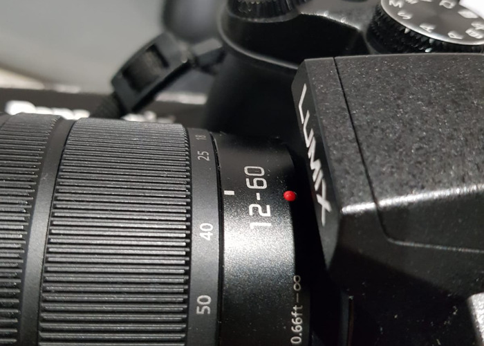 Panasonic Lumix DMC-G80 (BODY+ LENS) - 2