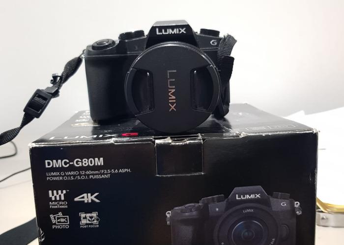 Panasonic Lumix DMC-G80 (BODY+ LENS) - 1