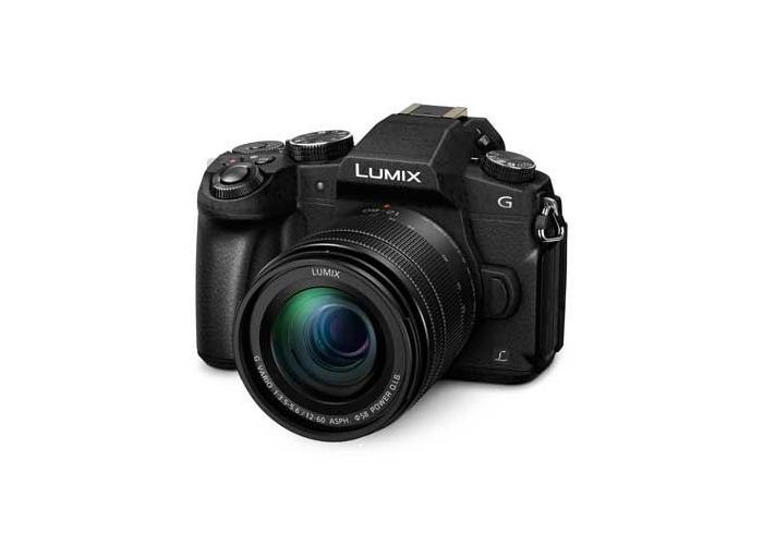Panasonic Lumix DMC-G80 Kit with 12-60mm lens - 1
