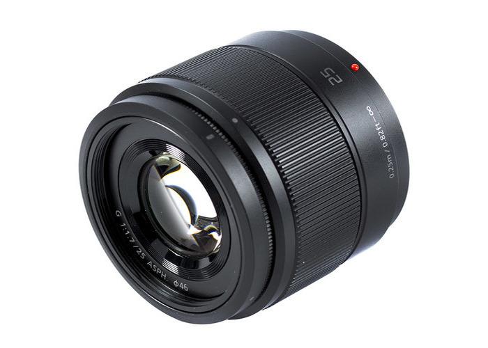 Panasonic Lumix G 25mm F/1.7 ASPH - 2